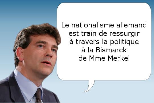 Merckel et Bismarck