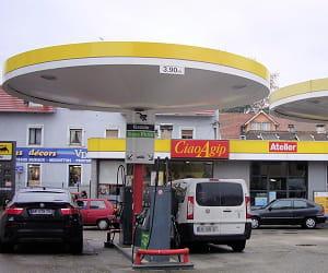 agip propose des produits italiens dans certains points de vente.