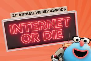 Vous avez jusqu'au 16décembre pour candidater aux Webby Awards