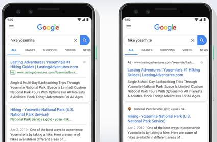 Nouvelles SERPs mobiles de Google: ce qu'en pensent les référenceurs