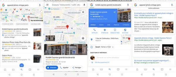 Comment bien utiliser Google My Business pour occuper l'espace