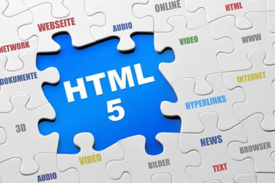 HTML5 enfin finalisé !