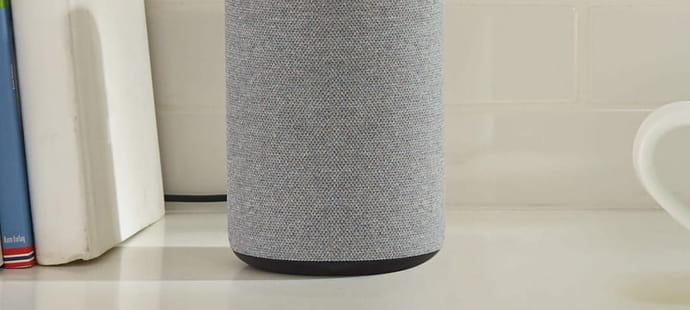 Alexa: Amazon livre presque trois fois plus d'enceintes que Google