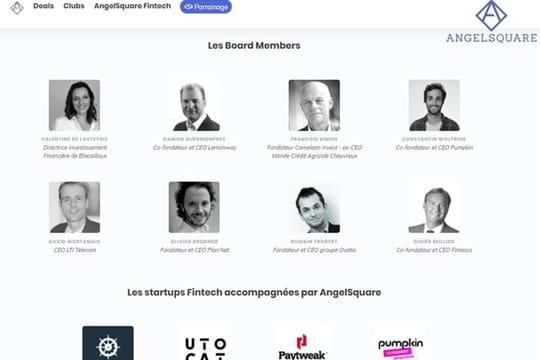 AngelSquare se lance dans l'investissement de fintech