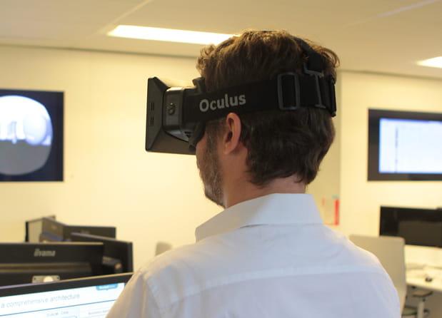 Les Oculus Rift de Facebook