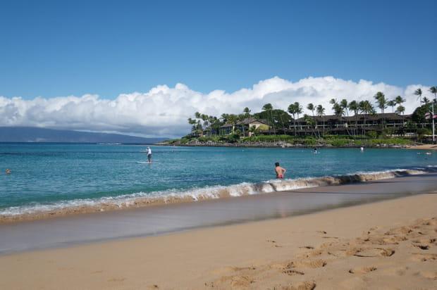1re : l'île de Maui (Amérique du Nord)