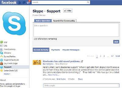 avec lithium social support, les superfans facebook prennent le relais du