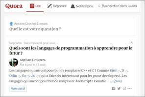 Coulisses techniques: chez Quora, de l'open source à tous les étages