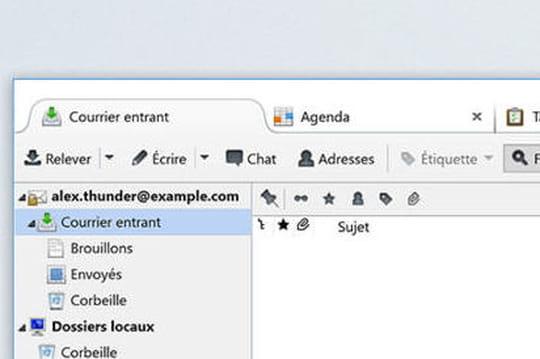 Mozilla veut se débarrasser de Thunderbird