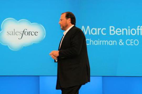 Salesforce: le salaire du PDG Marc Benioff largement augmenté