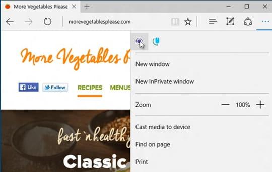 Microsoft Edge : la prise en charge des extensions arrive en bêta