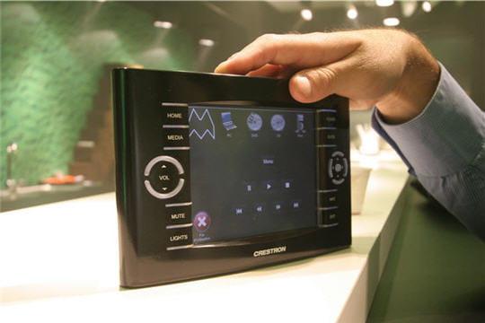 L'interface de controle