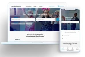 Cadremploi refond son site et son appli