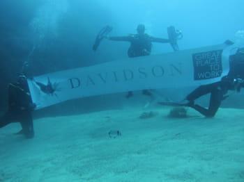 plusieurs activités originalesont été proposées aux salariés de davidson, comme