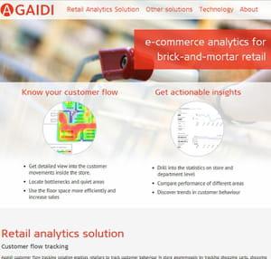 agaidi fournit une plateforme aux commerçants.