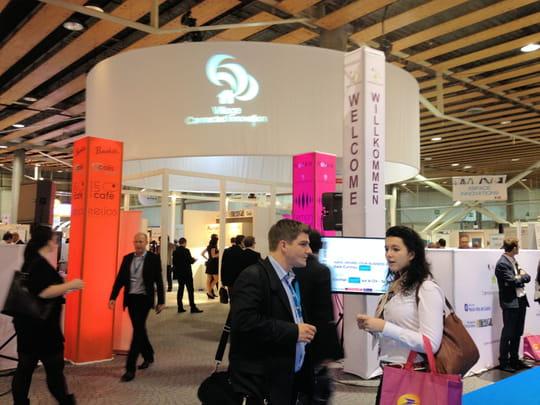 Salon vad conext le plein d 39 innovations de commerce connect for Salon sirh