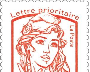 le tarif prioritaire pour une lettre de 20grammes passe à66 centimes.