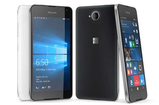 Microsoft cherche-t-il à (re)positionner Windows 10 Mobile pour l'entreprise?