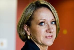 """Marie-Hélène Fagard (Europcar):""""Le futur est aux app stores d'entreprises"""""""