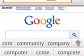 Émuler Google Android pour mobile