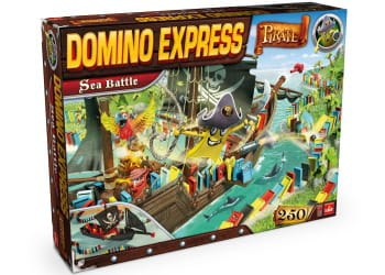 domino express bateau pirate.
