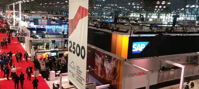 IA, vision par ordinateur, VR… les retailers phosphorent au NRF 2018