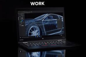 PC hybride : Lenovo muscle son offre avec le ThinkPad X1 Yoga