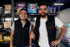 """David Gabai et Tom Hayat (Storelift) """"Dès juillet, le premier magasin autonome Boxy sera accessible à tous"""""""