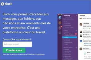 Slack revendique 32% du CAC 40parmi ses clients
