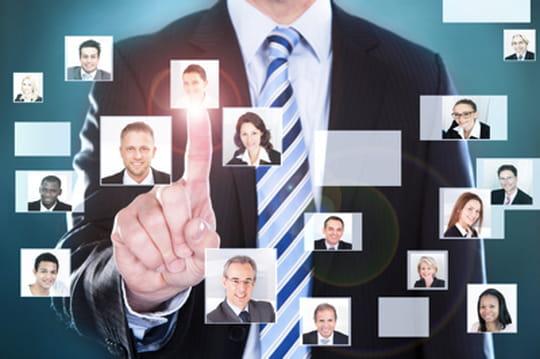 Recrutement et big data selon Xerfi