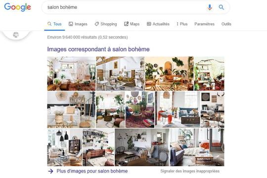 Affichage des images dans les SERPs: ce que Google préfère