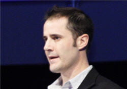 evan williams, l'un des fondateurs de twitter.