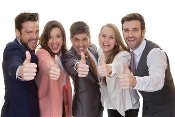 une ambiance appréciée des salariés est l'un des éléments permettant de percer