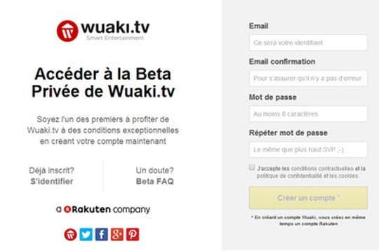 Rakuten veut faire de l'ombre à Netflix en France avec Wuaki.tv