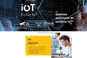 Polytech Orléans veut former les architectes IoT de demain