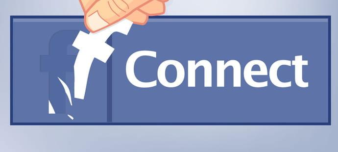 """Blockchain: Mark Zuckerberg """"potentiellement intéressé"""" pour Facebook Connect"""
