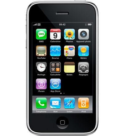 l'iphone, gros succès grand public, mais aussi de plus en plus professionnel.