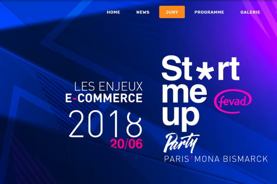 Enjeux E-commerce: devenez la meilleure start-up 2018