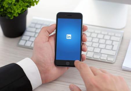 Sur LinkedIn, les Parisiens sont les plus connectés