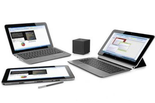 HP dégaine une ambitieuse nouvelle gamme de terminaux mobiles pro