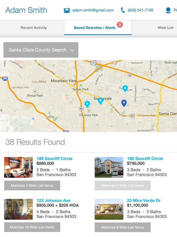 Realscout le site de recherche collaboratif qui fait la for Agents immobiliers