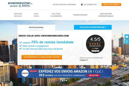 Boxtal lève 7millions d'euros pour son service de livraison multi-transporteurs
