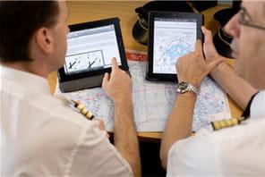 Air France transporte ses 4 000 pilotes sur le réseau social Yammer