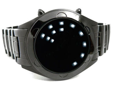 la montre oberon black watch