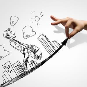 se montrer sous un jour positif donne confiance au recruteur.