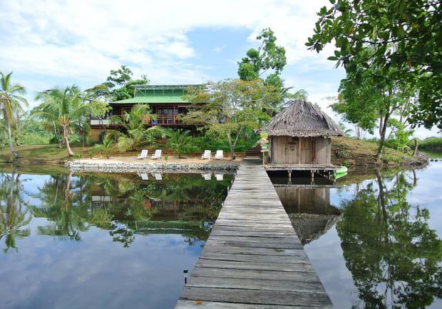 Ile Paloma, Panama