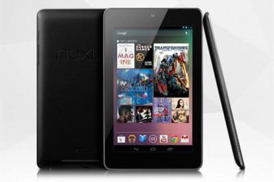 La tablette Google Nexus 7 coûte 160 dollars à fabriquer