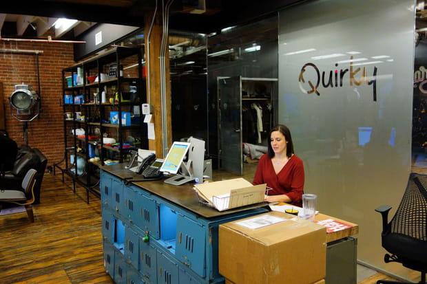 Visitez Quirky, la plateforme newyorkaise d'inventions crowdsourcées