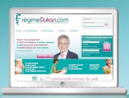 le nombre d'inscrits au site regimedukan.com dépasse les 200000.