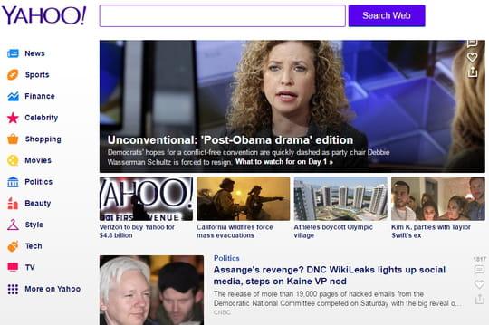 En rachetant Yahoo après AOL, Verizon veut s'attaquer à Google